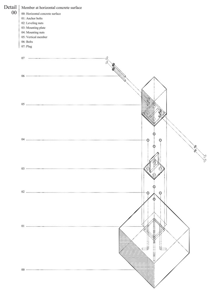 Compression Boundary Architectural Thesis | Forrest Walker Whitmore